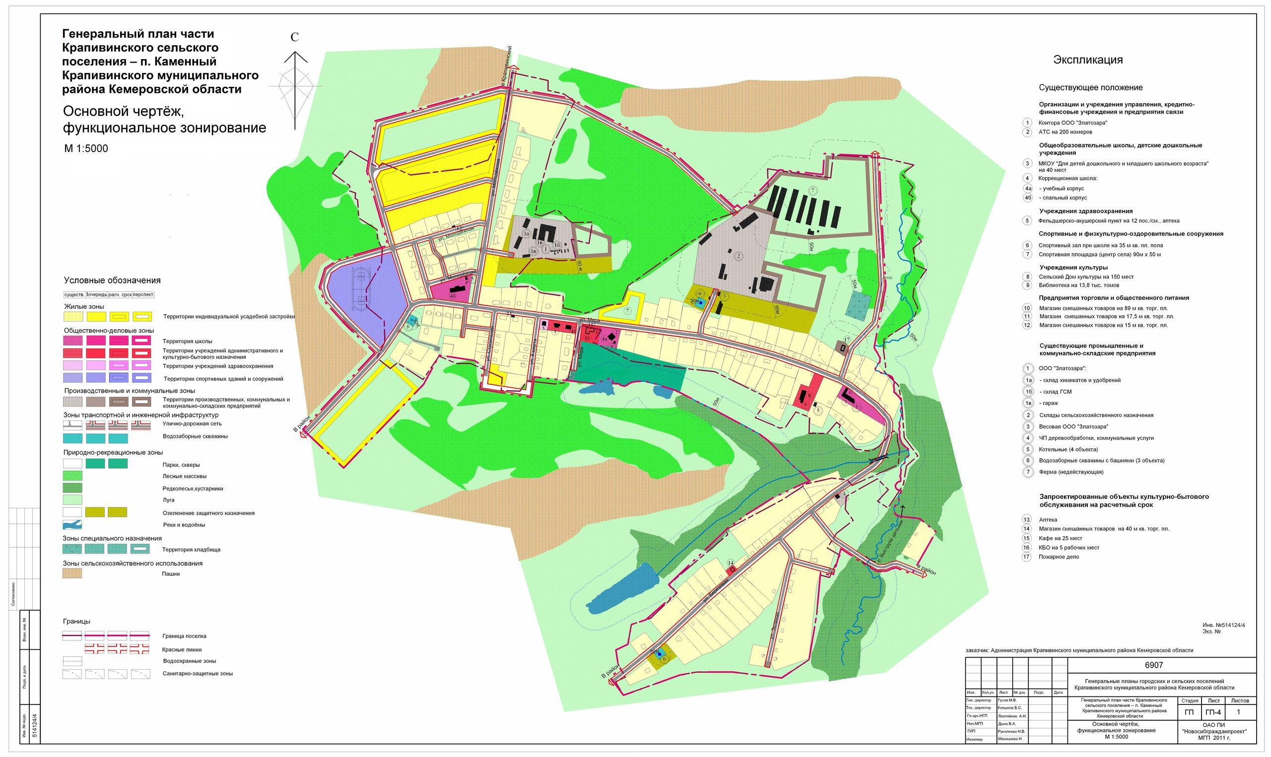 Схема канализации г.кемерово
